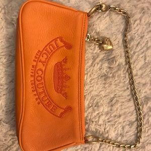 Small juicy couture handbag